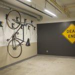 thumbnail slide for Bike storage station