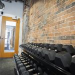 thumbnail slide for harbach lofts workout room