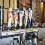 thumbnail slide for beer taps at st. kilda cafe
